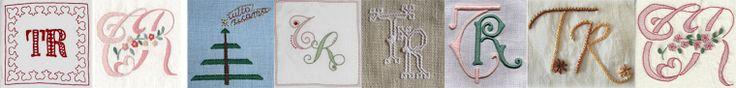 TuttoRicamo - Italian website for embroidery
