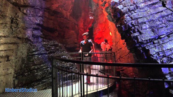 Grotta Cascata del Varone in 4K [ 6 2015 ]