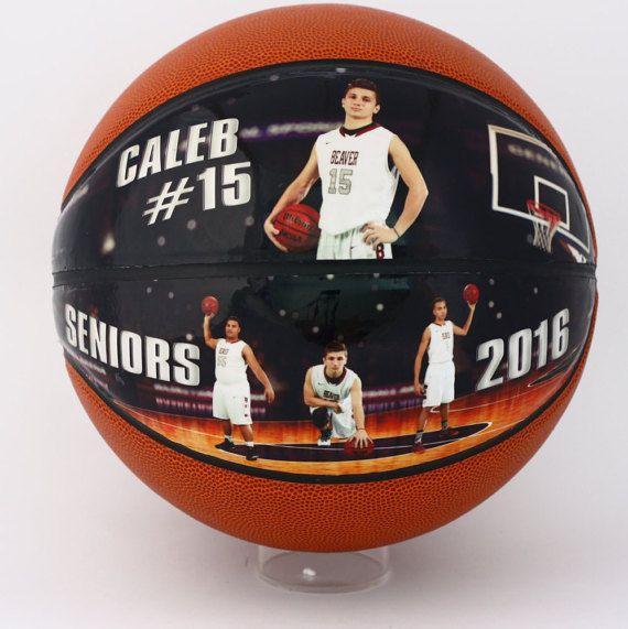 Custom Made Mini Basketball-The Perfect High School Senior