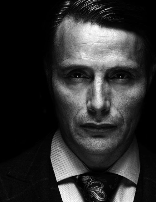Seriously, why is he married in real life. Mads Mikkelsen is everything I never knew I wanted. Haha