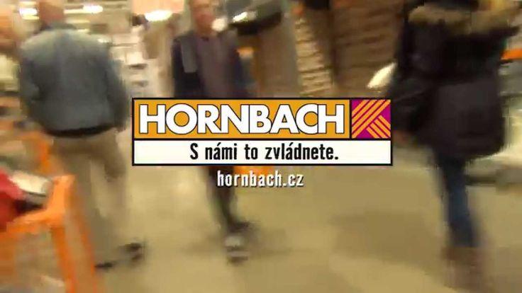 Oli objevuje - Vše potřebné v Hornbach