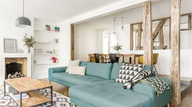 1000 id es sur le th me parisiens sur pinterest chic - Idees decoration interieur appartement ...