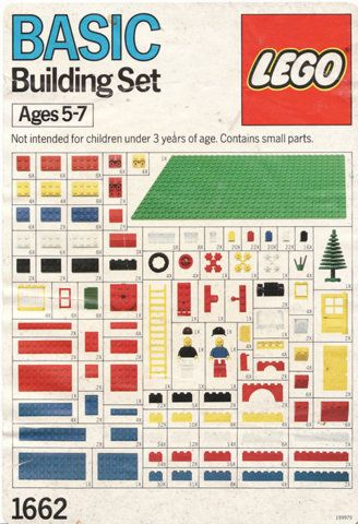 Lego set - I had this!  In fact, I still have most of the pieces.