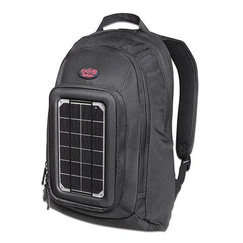 Converter Solar Backpack | Alternative energy | <b>Solar powered</b> ...