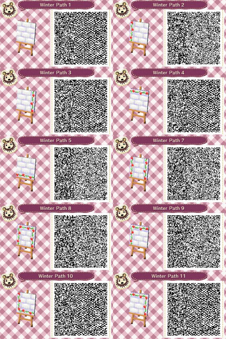 Pin by NessaDoes on acnl  Animal crossing qr, Animal crossing, Qr