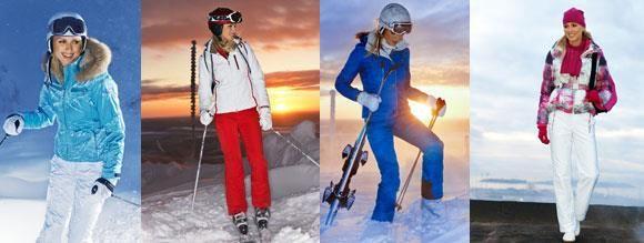 Зима для женщин горнолыжный костюм