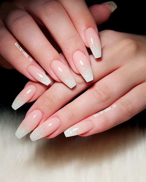 How To Do French Ombre Nails With Gel Polish Fabulous Unghie
