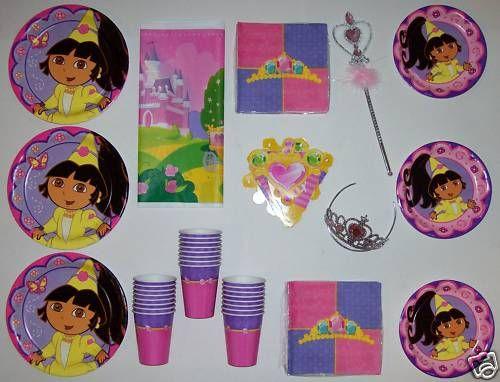 75 best Dora Birthday Party images on Pinterest Birthday party