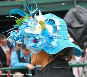 Kentucky Derby hats - © Cindy Pierson Dulay