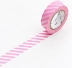 Masking Tape rosa Streifen, 15 mm