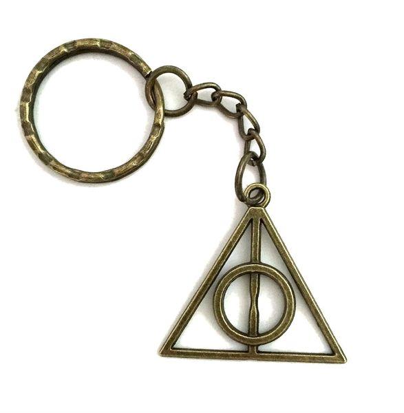 Nyckelring - Dödsrelikerna - Deathly Hallows Harry Potter BR