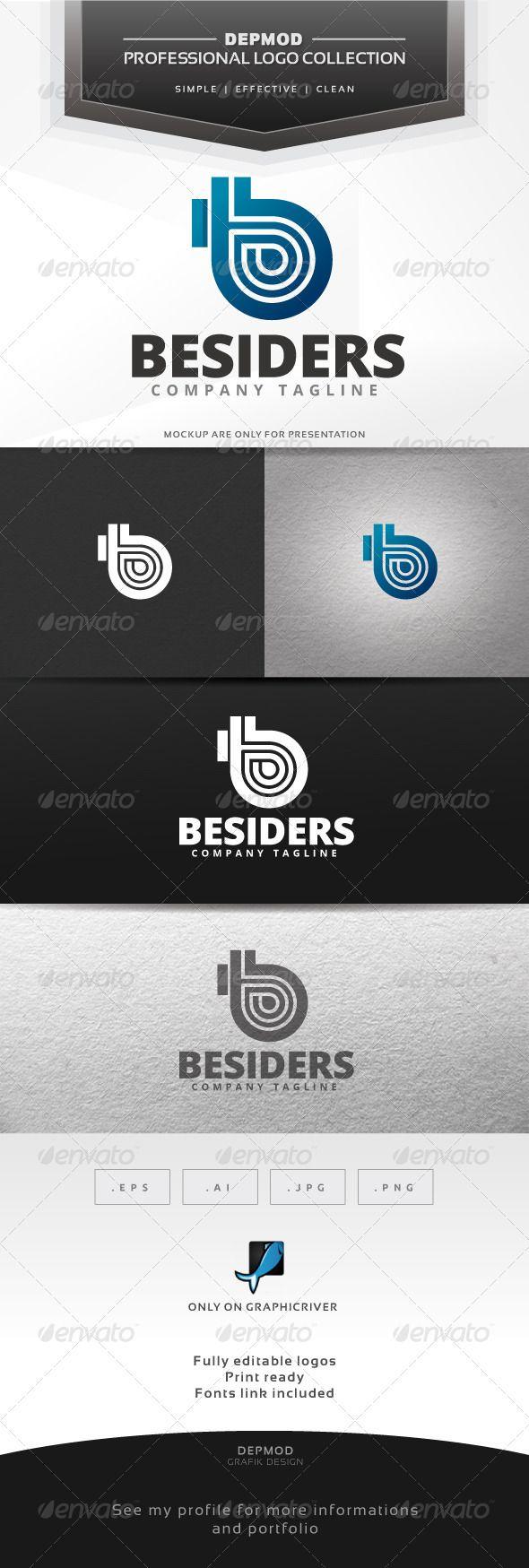 Besiders Logo (Letters)