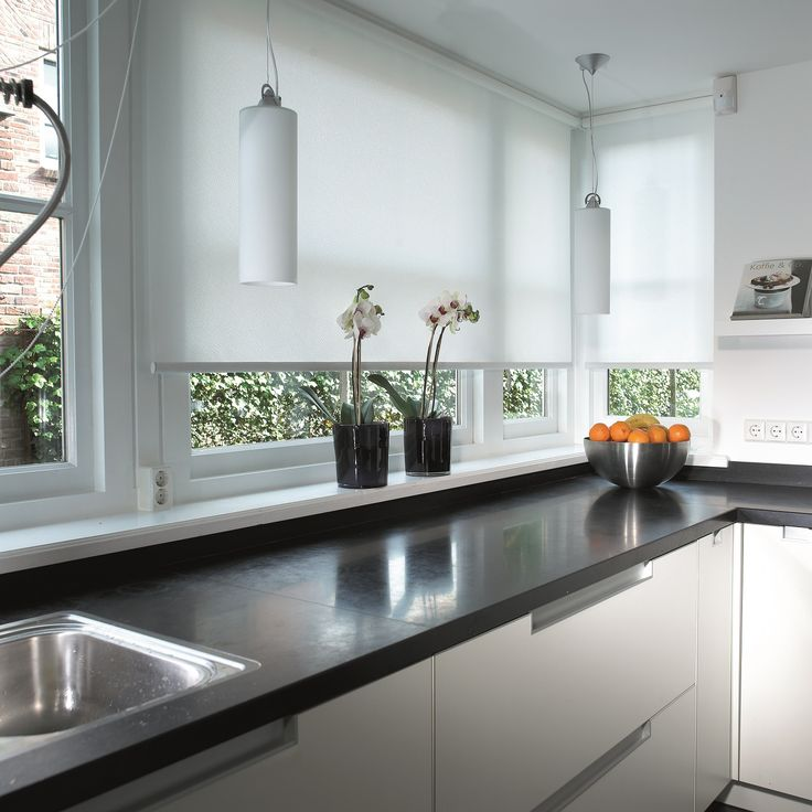 M s de 25 ideas incre bles sobre cortinas enrollables en - Cortinas screen cocina ...