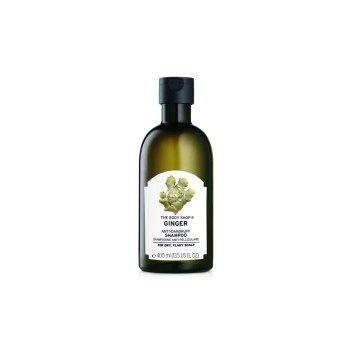 Body Shop Ginger Shampoo (Mega-Effective Dry Scalp Moisturizer)
