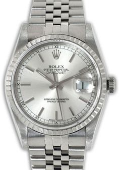 How many individuals can afford to purchase an international brand watch? There is a very small percentage of the population who can dare to invest their capital to get such luxurious items. Everyone desires to wear fashionable and branded watches and exhibit to others. Why don't you try out shopping for used Rolex watches for men? http://www.ermitagejewelers.com/WatchProducts.aspx?category=8