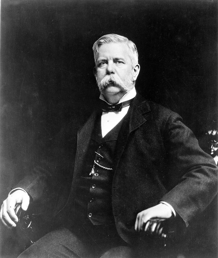 George Westinghouse - Founder of the Westinghouse Electric Company in 1866, Westinghouse was a well-known inventor and engineer of his time. He was awarded an astonishing number of patents over the course of his life. Before this success, he enlisted in the military as a teenager and served in two branches over a three-year period