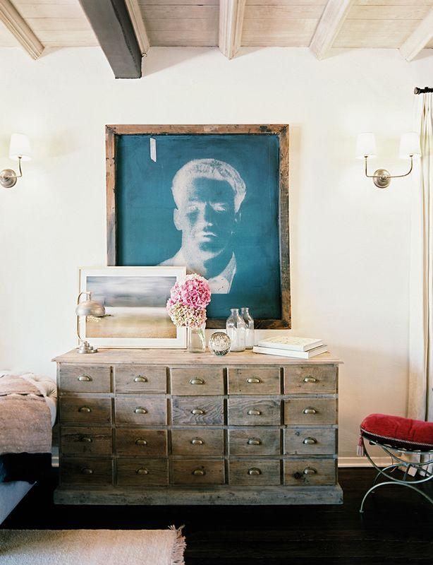 : Interior Design, Estee Stanley, Interiors, Dream House, Living Room, Art, August 2012, Lonny Magazine