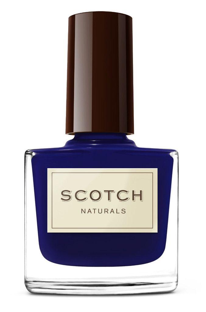 Scotch Naturals in Flying ScotsmanScotch Nature, Nails Colors, Cobalt Blue, Fly Scotsman, Vegan Gluten Free, Nails Polish, Deep Blue, Nature Nails, Blue Nails