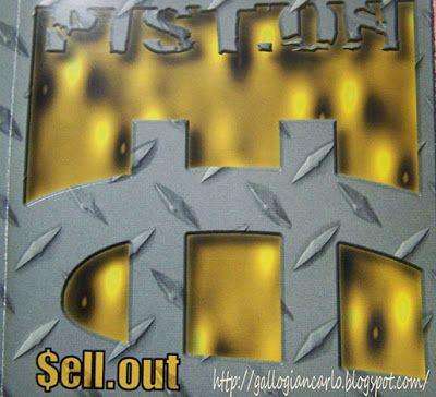 fotografie e altro...: PIST.ON  - $ell.out - CD Metal