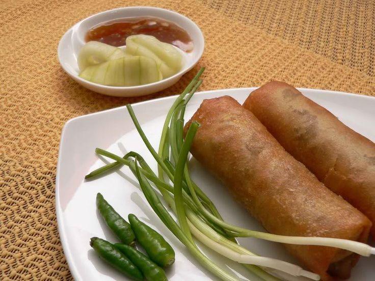 Lumpia(spring roll) Semarang