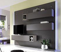 Les Meilleures Images Du Tableau Ensemble Meuble TV Sur - Sofamobili meuble tv pour idees de deco de cuisine