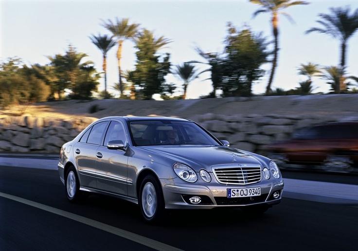 Seite 4 « E-Class Saloon W211 | Mercedes-Benz Passion eBlog