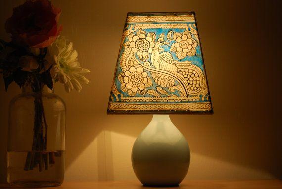 Handmade lampshade/Bed Lamps/lamp shade/Table Lamp/desk by ChaYaA