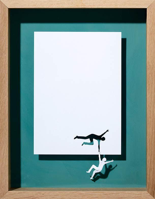 A4 Papercuts – 25 créations en papier de Peter Callesen | Ufunk.net