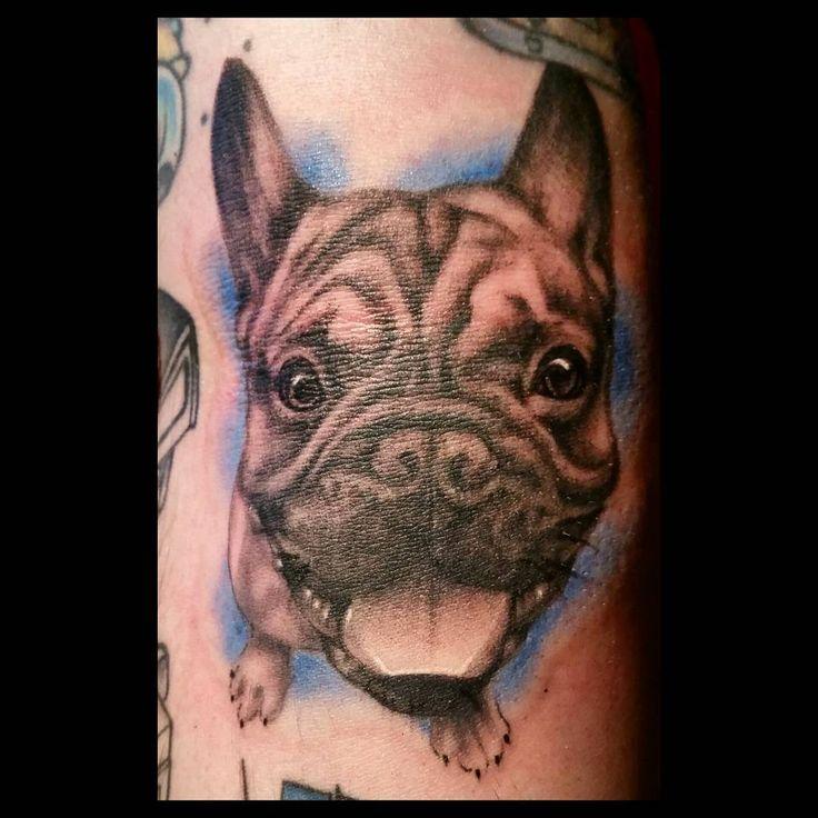 Cj johanson looking glass brick nj bulldog tattoo