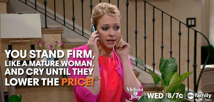 """S3 Ep32 """"Right Time, Right Place"""" - #MelissaAndJoey"""