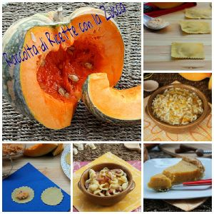 Raccolta di Ricette con la Zucca | ABC...Amare la Buona Cucina
