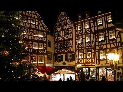 Bernkastel-Kues (Mosel) joulumarkkinat, Saksa