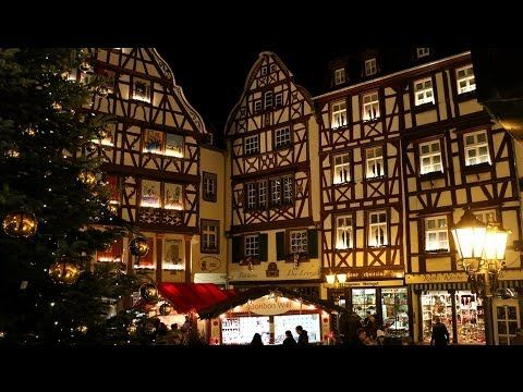 Bernkastel-Kues: Mercado de Natal, Alemanha