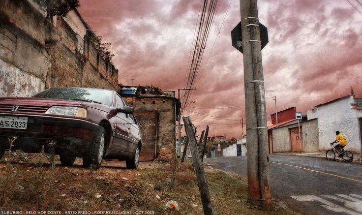 https://flic.kr/p/xgc6Zq | Street Photography 33 BH | Paisaje Urbano / Artexpreso . Rodriguez Udias ..