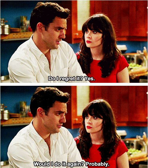 Nick Miller is me. I am Nick Miller. I am also in love with Nick Miller.