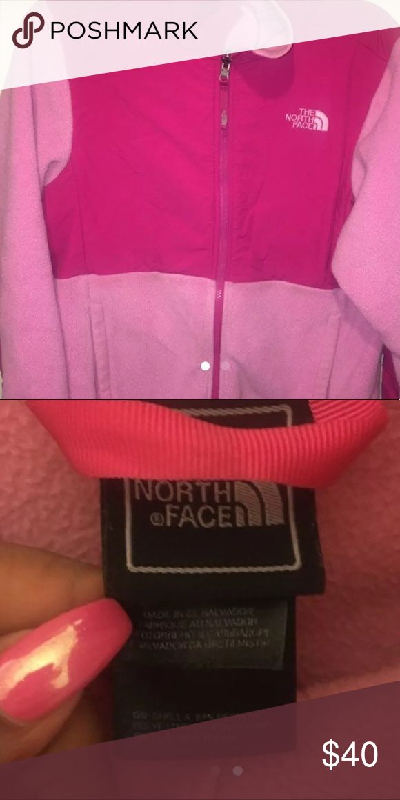 North face girls Jacket This is an authentic North Face Jacket! This is perfect for the upcoming winter season for any girl! Size 18 in girls! North Face Jackets & Coats