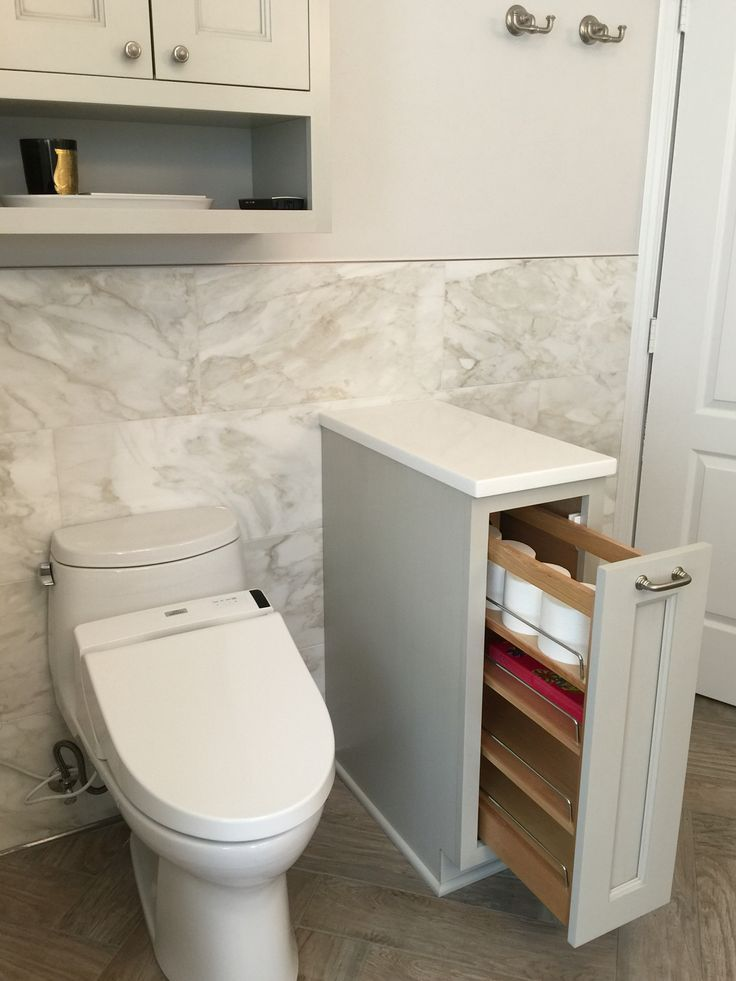 Image Result For Privacy Wall Toilet Small Bathroom Remodel Bathroom Storage Cabinet Small Bathroom