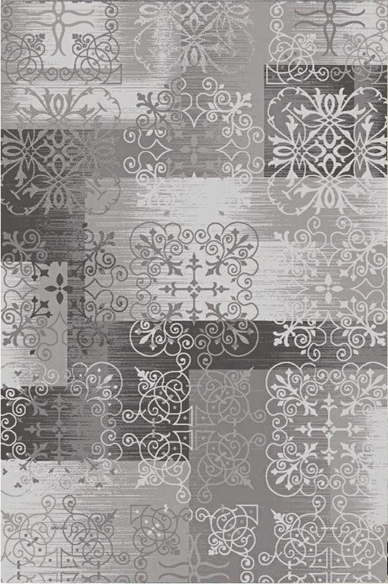Μοντέρνο Χαλί Antique 8223 Grey
