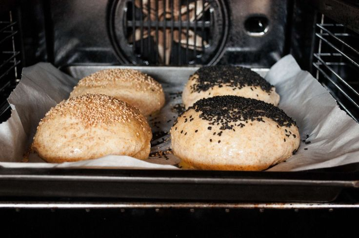 Let's make the buns!