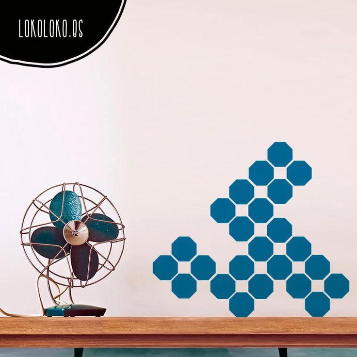 120 best diy packs vinilos decorativos images on pinterest vinilos adhesivos geomtricos de octgonos para diy solutioingenieria Images