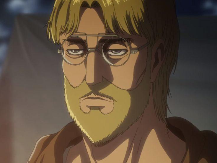 Zeke | Attack on titan | Shingeki no kyojin | Season 3 ...