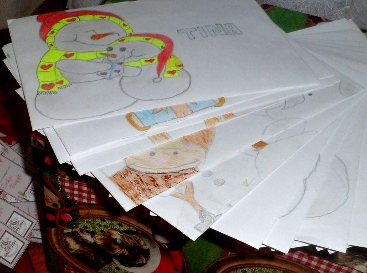 Kreatív hobbi : Karácsonyra készülődünk
