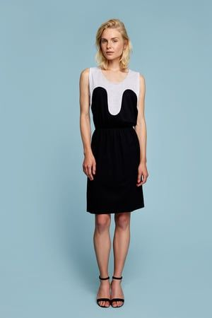 R/H Studio SS16 Seven Seas Mickey Dress