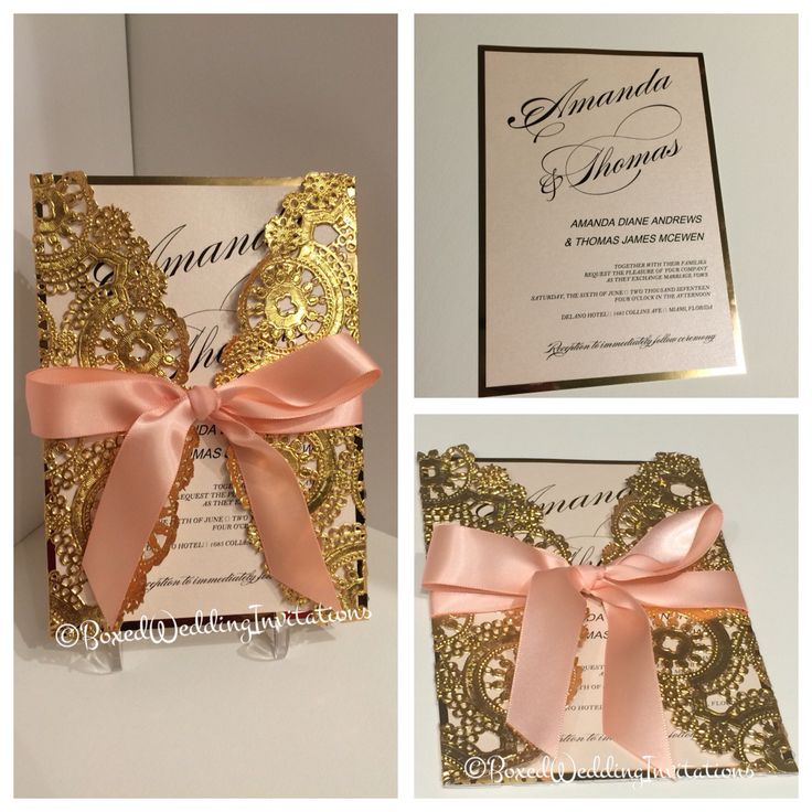 white and gold wedding invitations%0A Best     Couture wedding invitations ideas on Pinterest   Wedding invitation  wording templates  Pink wedding dresses and Pink and gold dress