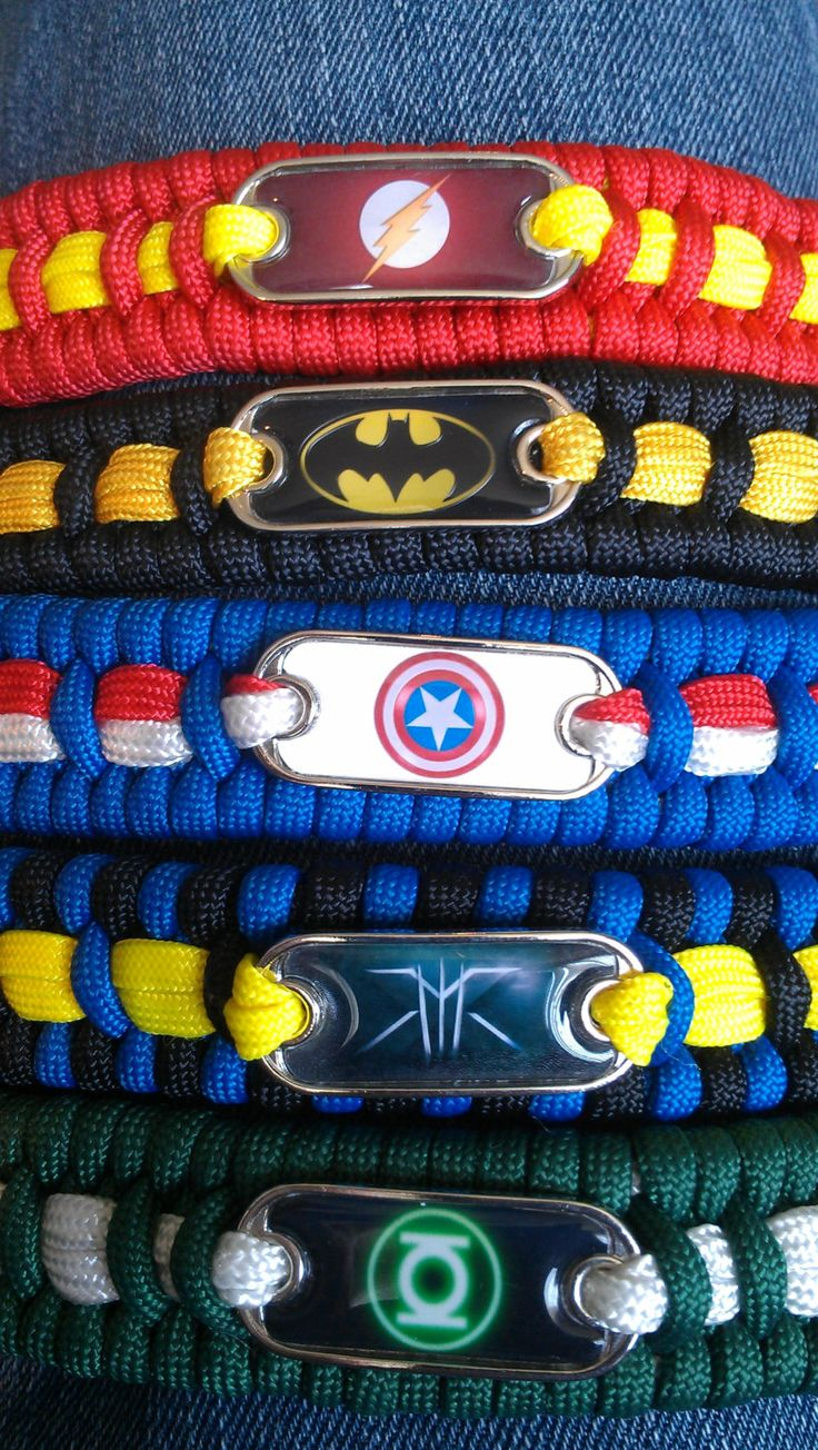 Paracord bracelet made to order with by CustomParacordDesign, $20.00