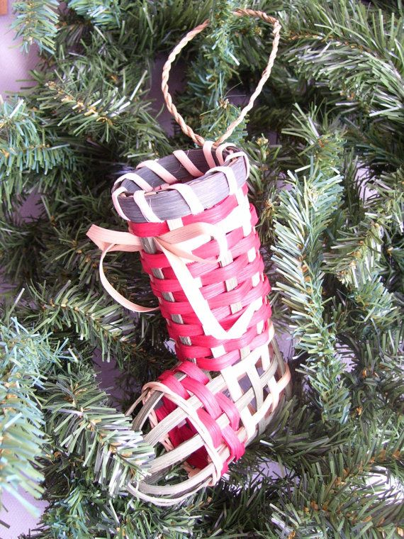 Basket Weaving Ornaments : Images about mini weavings on ornaments