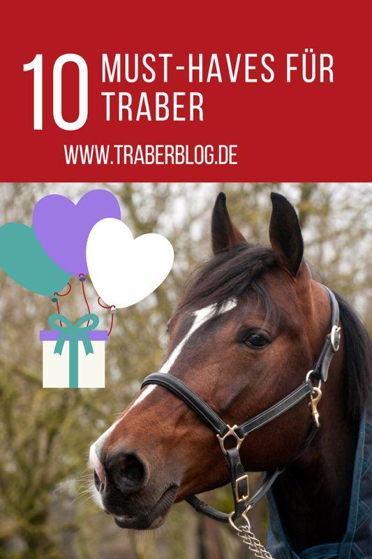 10 must-haves für den TRABER – traberblog.de