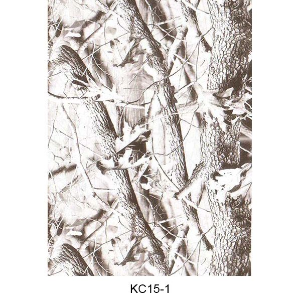 Hydro dipping film camouflage pattern KC15-1