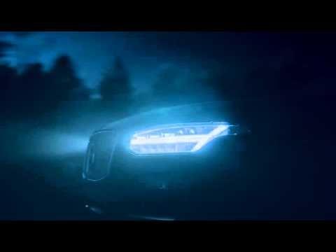 Шикарный экстерьер Volvo XC90 / Вольво XC90