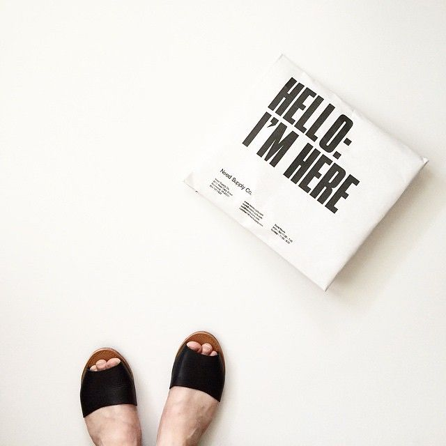#HelloImHere from @savagedesignco
